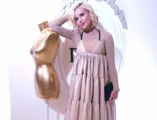 Беременная Полина Гагарина ответила на критику хейтеров о ее внешности