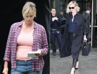 Шарлиз Терон поразила скоростным похудением: актриса сбросила 16 набранных килограмм для роли