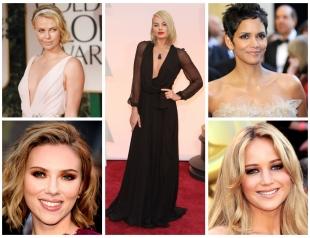 Вспомнить все: лучшие бьюти-образы с красной дорожки «Оскар» за последние 10 лет