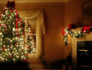 Где в доме поставить елку? Правила фэн-шуй