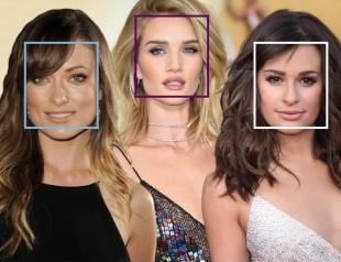 Квадратное лицо: как определить и какую прическу сделать (инфографика + примеры звезд)