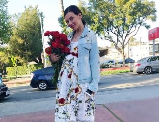 Беременная Анна Седокова выходит замуж за сына миллиардера (ФОТО)