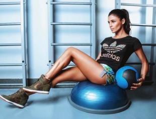 Санта Димопулос раскрывает секреты похудения: все о питании и тренировках стройной красавицы (ФОТО)