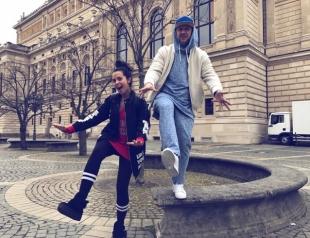 Как Потап и Настя отдохнули в Германии: гастротур, шопинг и новое подтверждение романа звезд (ВИДЕО)