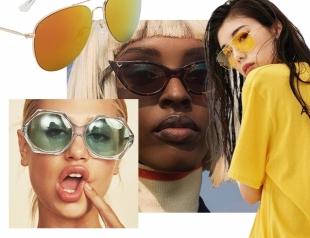 Модные солнцезащитные очки 2017: где купить и как выбрать