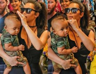 Инсайдер: Ким Кардашьян решилась на суррогатное материнство, чтобы поднять упавшие рейтинги своего реалити-шоу