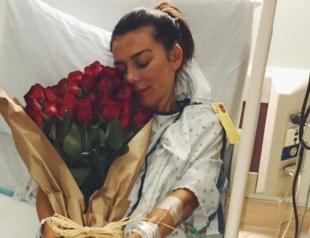 Анна Седокова ответила на нападки хейтеров, упрекнувших ее в тусовке сразу же после родов