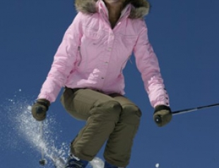Зимний отдых. Выбираем лыжный костюм