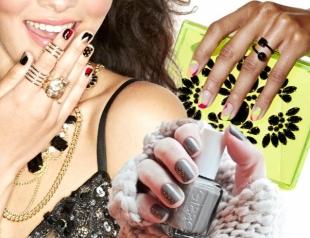 Королева бала: какой маникюр сделать на выпускной (+ВИДЕО)