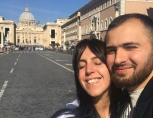 Как отдыхают звезды: Джамала и Бекир Сулейманов показали новые ФОТО со свадебного путешествия в Италии