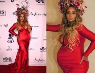 Беременная Бейонсе шокировала изменившейся внешностью (ФОТО+ВИДЕО)
