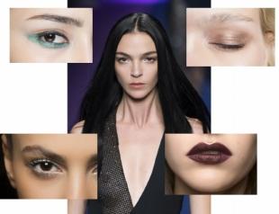 Оттенки металла: модный летний макияж в металлических тонах