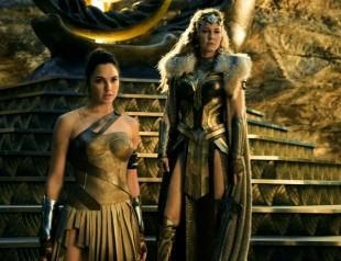Чудо-Женщина: непобедимая принцесса амазонок