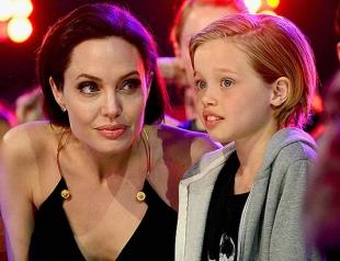 Анджелина Джоли отпраздновала 11-летие дочери Шайло в Диснейленде (ФОТО+ВИДЕО)
