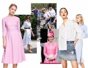 Голосуем! Одеться как первая леди: летний стиль Кейт Миддлтон, Мелании Трамп и Бриджит Макрон