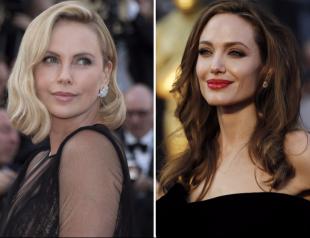 Война звездных красоток: Анджелина Джоли и Шарлиз Терон не могут поделить роль злодейки