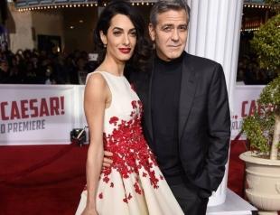 Молодой отец Джордж Клуни отдалился от друзей из-за семейных хлопот