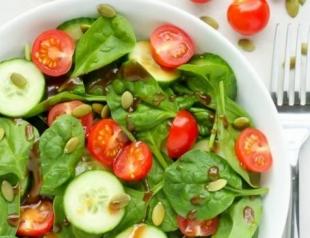 Семечки в салате: заправка и новый вкус