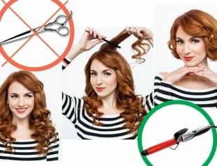Вот так магия: как сделать прическу каре без стрижки волос (+ВИДЕО)