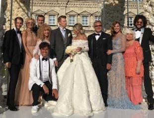 Затмила невесту: 68-летняя Алла Пугачева пришла на свадьбу внука в белоснежном платье (ФОТО)