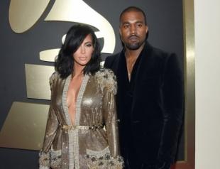 Стало известно, когда у Ким Кардашьян и Канье Уэста родится третий ребенок