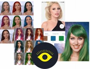 Экспресс-окрашивание: как поменять цвет волос с помощью приложения Teleport