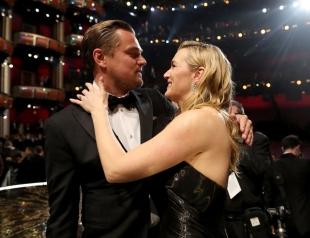 Из дружбы в любовь: западные СМИ говорят про роман Леонардо Ди Каприо и Кейт Уинслет