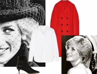 Вечное сияние королевской простоты: 6 способов одеться как принцесса Диана этой осенью