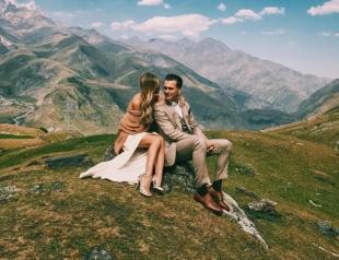 Стало известно, почему Александр Скичко женился не в Украине (подробности свадьбы Скичко и Юрушевой)