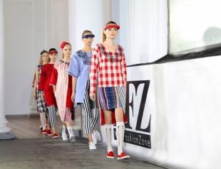 Финал Международного конкурса молодых дизайнеров одежды New Fashion Zone