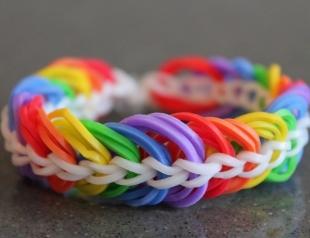 Как плести браслеты из резинок: руководство к hand-made тренду