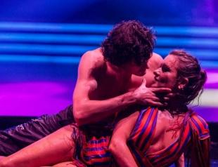 """Заподозрив заговор продюсеров и судей, Наталья Могилевская заявила: """"Я перестаю бороться за победу в шоу """"Танці з зірками"""""""