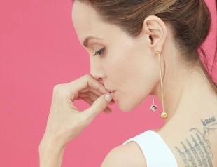 "Анджелина Джоли помогала ловить преступника ""на живца"""