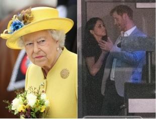 Свадьба под угрозой: Елизавету II разочаровало вульгарное поведение Меган Макркл (ФОТО)