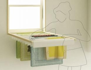 Стильно и практично: как подобрать сушку для белья в ванную