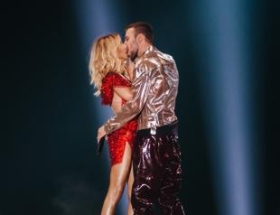 Вот так провокация: LOBODA призналась, что за ее поцелуем с Барских стоял Алан Бадоев