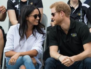 Стало известно, как познакомились принц Гарри и Меган Маркл