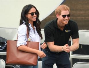 Учитель этикета: принц Гарри учит свою возлюбленную быть принцессой