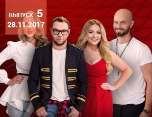 """""""Модель XL"""" 1 сезон: 5 выпуск от 28.11. 2017 смотреть онлайн ВИДЕО"""