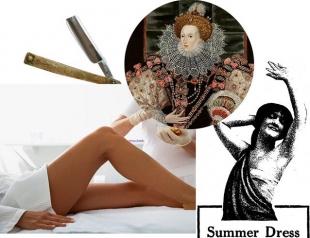 Брить или не брить: эволюция женской эпиляции и ее значение (дань моде или естественная необходимость?)