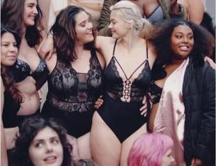 Ответ на модное шоу Victoria's Secret: в Нью-Йорке провели бодипозитивный показ (ФОТО)