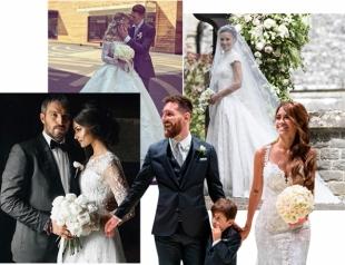 Топ-10 самых громких звездных свадеб 2017 года
