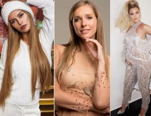 Как звезды отметили Рождество-2018: Ким Кардашьян, Ева Лонгория, Катя Осадчая, Джессика Альба и другие