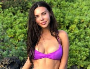 Оксана Самойлова рассказала, как добилась идеальной фигуры после родов