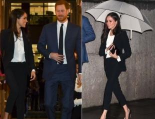 Идеальная пара: Меган Маркл и принц Гарри порадовали поклонников новым выходом в свет