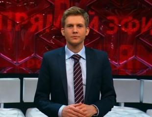 Борис Корчевников станет отцом (+ВИДЕО)