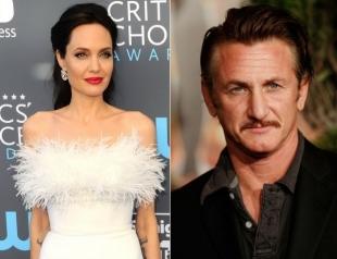 СМИ: у Анджелины Джоли роман с Шоном Пенном