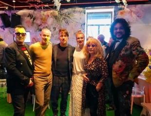 """""""Весну разрешаем"""": звезды побывали на традиционной вечеринке Аллы Пугачевой"""