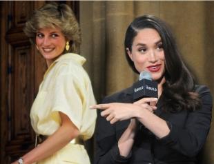 Бывший королевский дворецкий назвал Меган Маркл новой принцессой Дианой: и на это есть все основания!