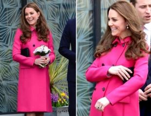 Королевские секреты: почему Кейт Миддлтон не снимает пальто в помещении